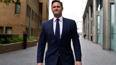 """""""He has made a mockery of the game of cricket, disrespected fans, disrespected the game"""": Sasha Wass, QC on Chris Cairns [pictured]."""