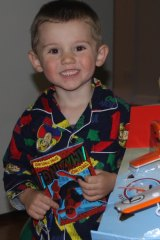 Image of missing three-year-old, William Tyrell.