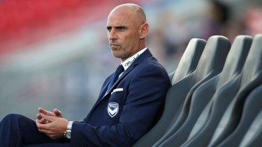 Kevin Muscat is reportedly being considered as a potential candidate to coach Rangers.