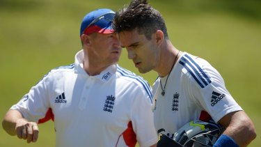 """""""I regret being involved in conversations like that, and I shouldn't have been, but mentally I was totally broken"""": Kevin Pietersen on the text-gate scandal."""