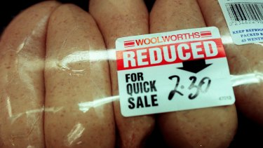 Shop in the evenings and you're more likely to pick up specials in perishables.