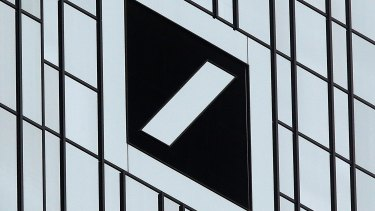 """""""That report highlighted that Deutsche Bank is of systemic importance,"""" Peter Dattels, deputy director in the IMF's capital markets division."""