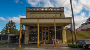 "Jennings Store, Inglewood, is ""usually open in the afternoon and Saturday morning""."