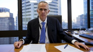 ACCC chairman Rod Sims declined to comment on 7-Eleven.