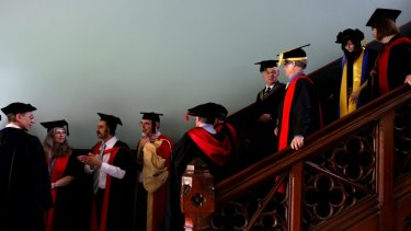 University vice-chancellors are mostly in favour of fee deregulation.