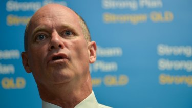 Queensland voters are angry with Campbell Newman for good reason.