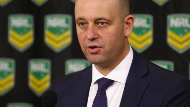"""I would expect in coming weeks there will be a file handed over to the agents accreditation committee, which will look at another range of material issues"": Todd Greenberg."