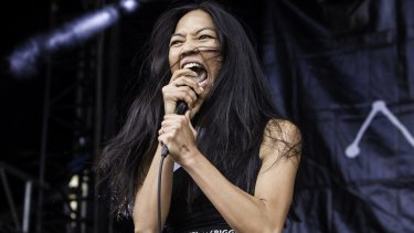 Karina Utomo from High Tension is appalled groping continues to be a problem at metal gigs.