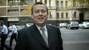 Andrew Landeryou is an infamous former blogger and a close friend of Bill Shorten.