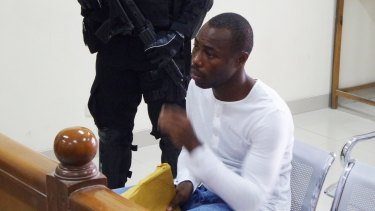 Michael Titus Igweh, who was executed, had told the court that  police electrocuted his genitals to extract a confession.