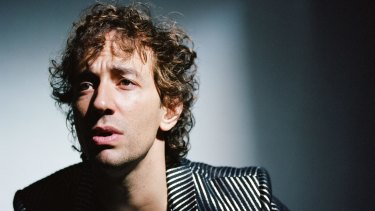 Albert Hammond Jr has grown into an immensely likeable frontman.