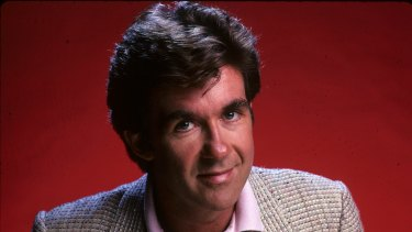 Alan Thicke in <i>Growing Pains</i>.