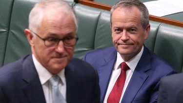 Opposition Leader Bill Shorten is offering the Turnbull government bipartisanship on a clean energy target.