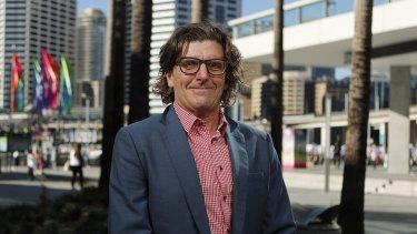 Dr Geoff Toogood spoke candidly about his own struggles as a doctor seeking help for his mental health issues.