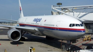 Travellers are cancelling bookings for flights on Malaysia airlines.