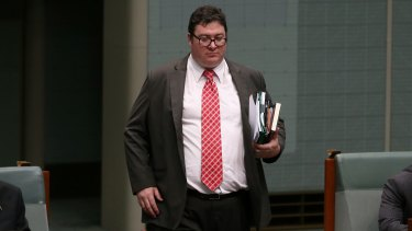 Nationals MP George Christensen says any deeper emission cuts would damage the Australian economy.