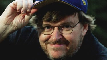 Michael Moore has some views on Trump and America.