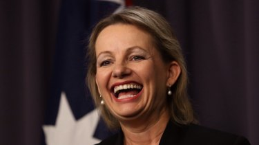 Health Minister Sussan Ley says the government is committed to Medicare.