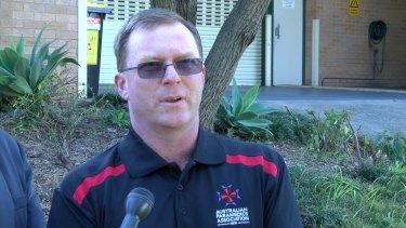 Australian Paramedic Association NSW president Steve Pearce said NSW Ambulance had failed to take complaints seriously.