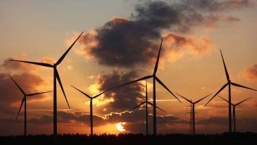 The outlook for Australia's support for renewable energy remains unclear.