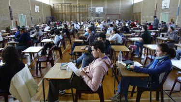 19 students were caught breaching exam rules last year, four more than in 2012.