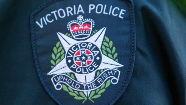 A man has died after being involved in a freak car crash north west of Melbourne.