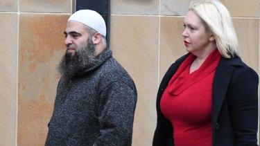 Hamdi Alqudsi was found guilty by a jury in July.
