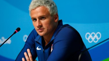 """I've reached out to everyone"""": Lochte."""