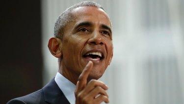 Barack Obama wanted three attributes of Australia for America.