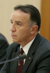Liberal whip Andrew Nikolic.