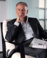 Former Qantas chief Geoff Dixon.