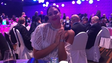 Liz Cambage's luck just may have changed.