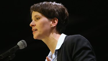 Frauke Petry, head of Alternativ fur Deutschland.