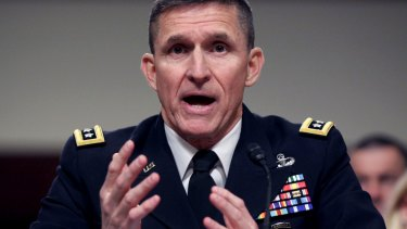 Trump named retired Lieutenant General Michael Flynn as his White House national security adviser.