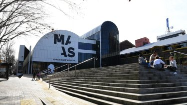 The Powerhouse Museum in Ultimo.