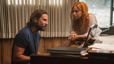Bradley Cooper says his ''mind was blown'' when he saw Lady Gaga singing La Vie en Rose.