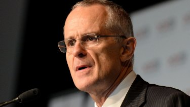 ACCC chairman Rod Sims says further wealth deals could be blocked.