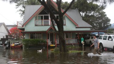 ANZ says it is starting to pay attention to the climate risks related to its housing loans.