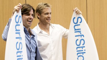 Surfstitch has downgraded earnings three times in six months.
