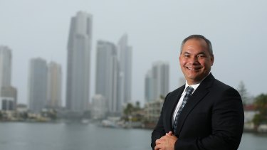 Expect a 'more sophisticated' Gold Coast in 2017: Tom Tate