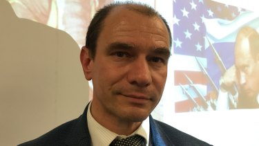 Dr Igor Sutyagin, a Russian analyst who doesn't believe Russia would attack a NATO nation.
