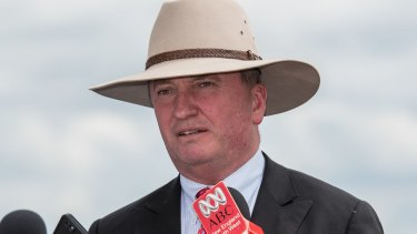 The High Court's has disqualified five parliamentarians, Barnaby Joyce among them, because they are the citizens of another nation.