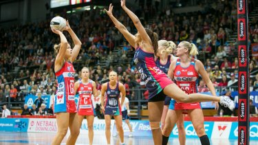 Netball has the fourth highest club participation rate in NSW