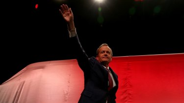 Bill Shorten has eschewed the small target norms of Tony Abbott and many other opposition leaders.