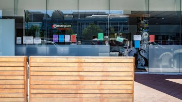 Uniting's early morning centre on Northbourne Avenue is open Monday to Friday from 7.30am until 2pm.