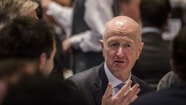 RBA governor Glenn Stevens says the bank has been surprised by the underlying stability of the unemployment rate.