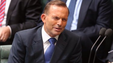 """According to the think tank, Tony Abbott has """"one of the worst senses of public relations of any prime minister in recent Australian history."""""""