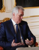 Serbian President Tomislav Nikolic, said Serbia and Kosovo had been on the brink of conflict.