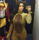 Kim Kardashian popularised the selfie.