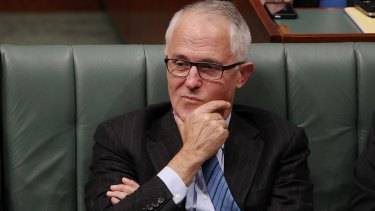 Malcolm Turnbull has backed his party's position of a plebiscite on same-sex marriage.